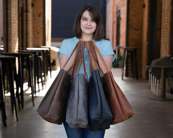 stylish tote bags for women